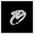 ไออาร์ ไดมอน เซตโรสซินี่ แหวนเพชร W351341 ขนาด 51 /  ชิ้น