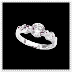 ไออาร์ ไดมอน เซตโรสซินี่ แหวนเพชร W351466 ขนาด 53 / ชิ้น