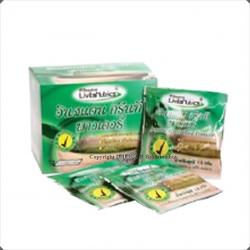 เสริมอาหารล้างพิษ ชาเขียวปรุงสำเร็จชนิดผง ช่วยขับสารพิษในร่างกาย LN3010
