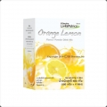 เสริมอาหารให้ความสดชื่นกระปรี้กระเปร่า เครื่องดื่มผงสำเร็จรูป กลิ่นส้มเลมอน LN3021