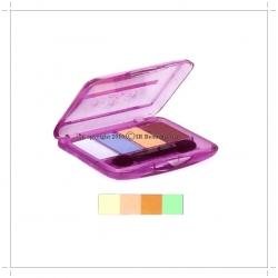 สกินเมทส์ อายแชโดว์ 4 สี โทนเขียว SMM3018-06