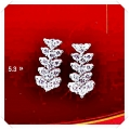 IR Diamond Gay Paris Earrings W252119 / 1 Couple