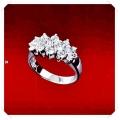 ไออาร์ ไดมอน เซต เกย์ ปารีส แหวนเพชร W351532 (ขนาด 51) / ชิ้น