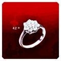 ไออาร์ ไดมอน เซต เกย์ ปารีส แหวนเพชร W351533 (ขนาด 51) / ชิ้น