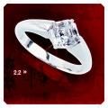 ไออาร์ ไดมอน เซต เกย์ ปารีส แหวนเพชร W351553R (ขนาด 51) / ชิ้น