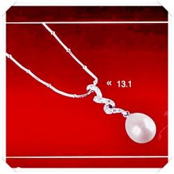 """ไออาร์ ไดมอน เซต เกย์ ปารีส สร้อยคอเพชร W551870 (ยาว 16"""") / ชิ้น"""